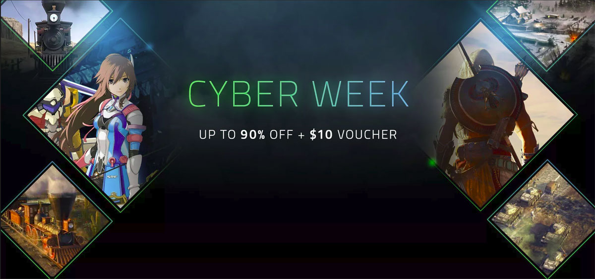 Cyber Week PC game deals: 2K, Bandai, Ubisoft, and Paradox titles screenshot