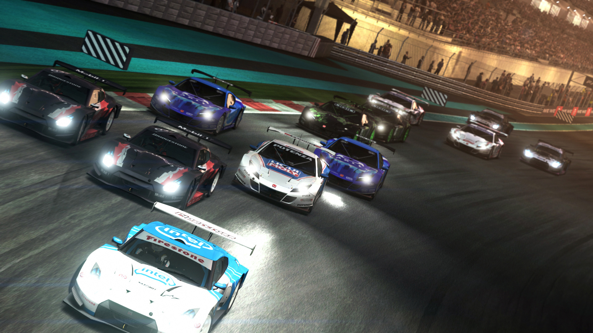 Grid Autosport speeds to Switch next year screenshot