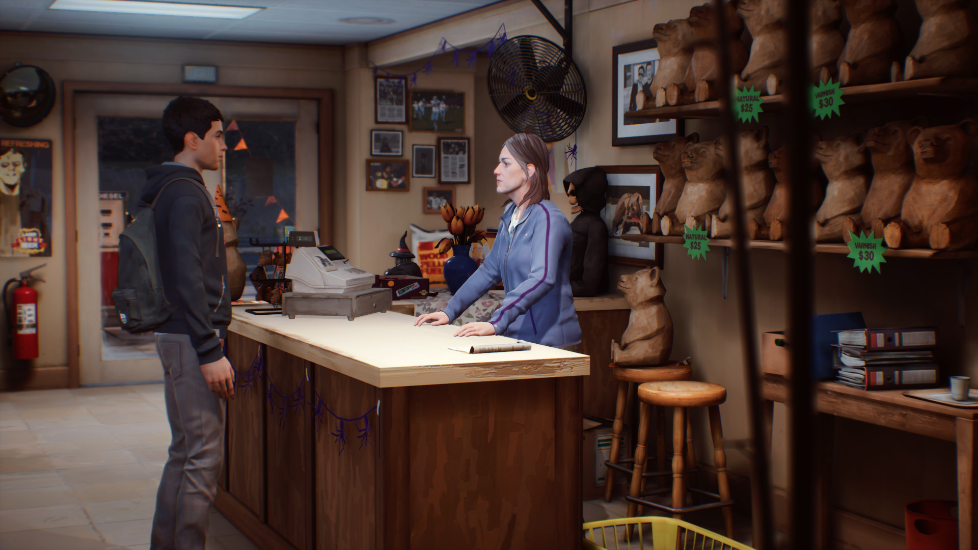 Episode 2 of Life is Strange 2 won't release until January screenshot