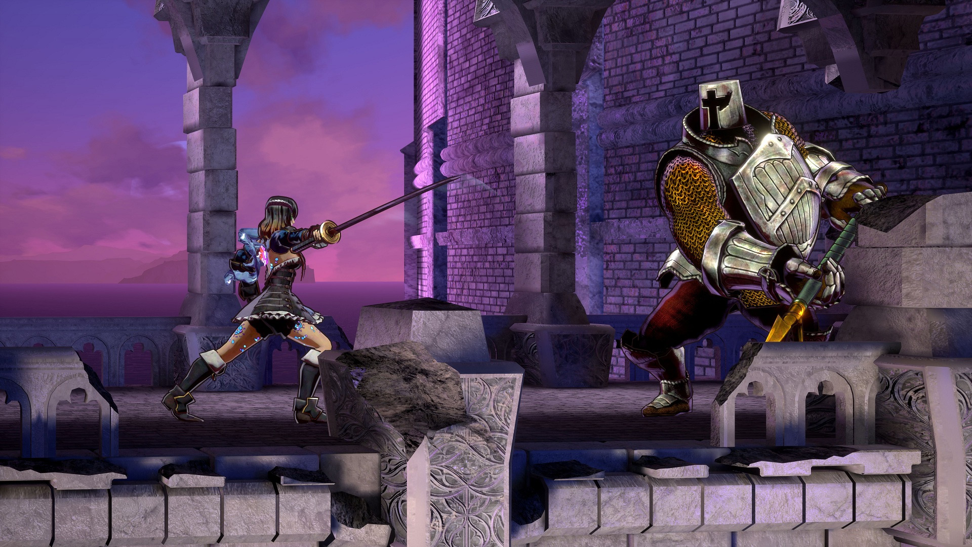 WayForward tapped to assist with development on Bloodstained screenshot