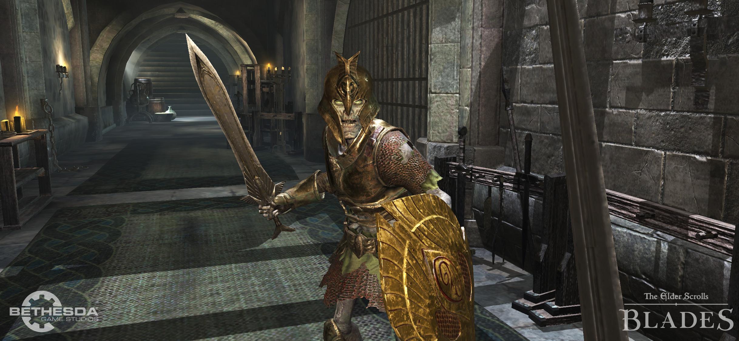 The Elder Scrolls: Blades slips into 2019 screenshot