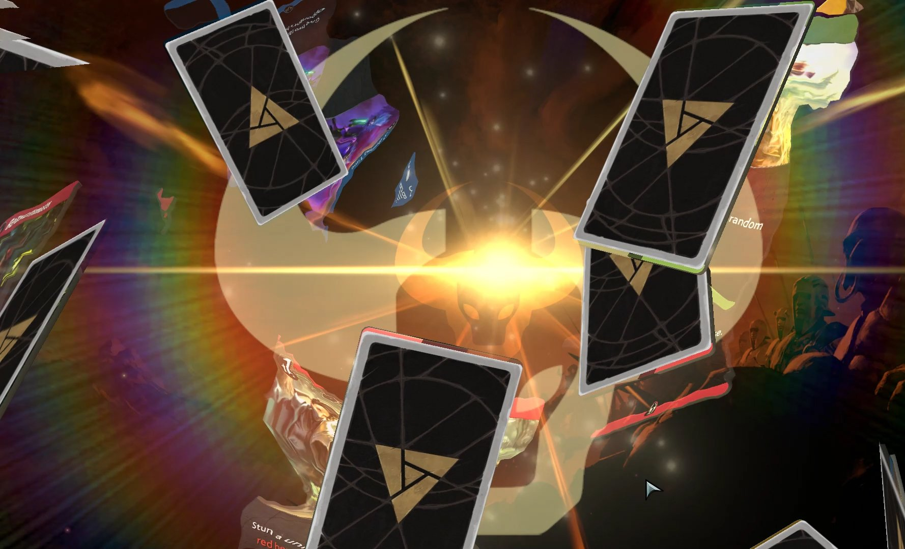 Watch as I open over $100 worth of Artifact booster packs screenshot