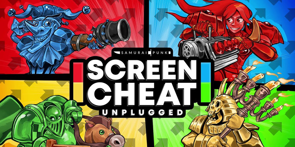 GoldenEye-inspired split screen FPS Screencheat Unplugged lands on Switch today screenshot
