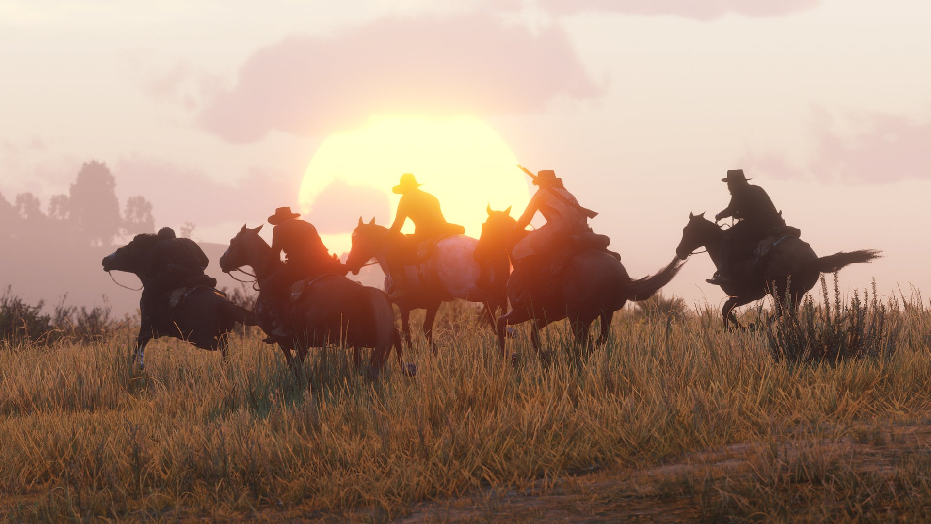 Today on Impulse, we discuss our first impressions from the Red Dead Online beta screenshot