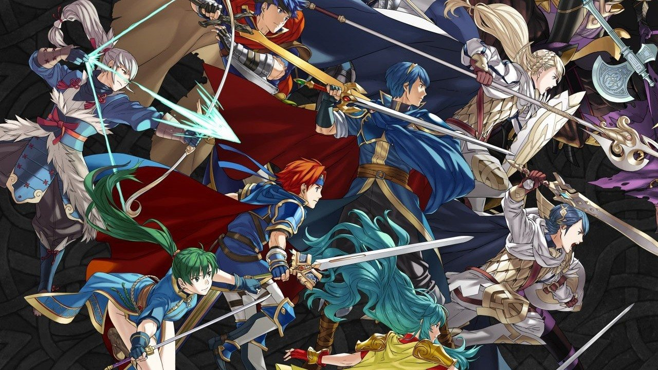 Nintendo will be hosting a Fire Emblem fan expo in Japan next year screenshot