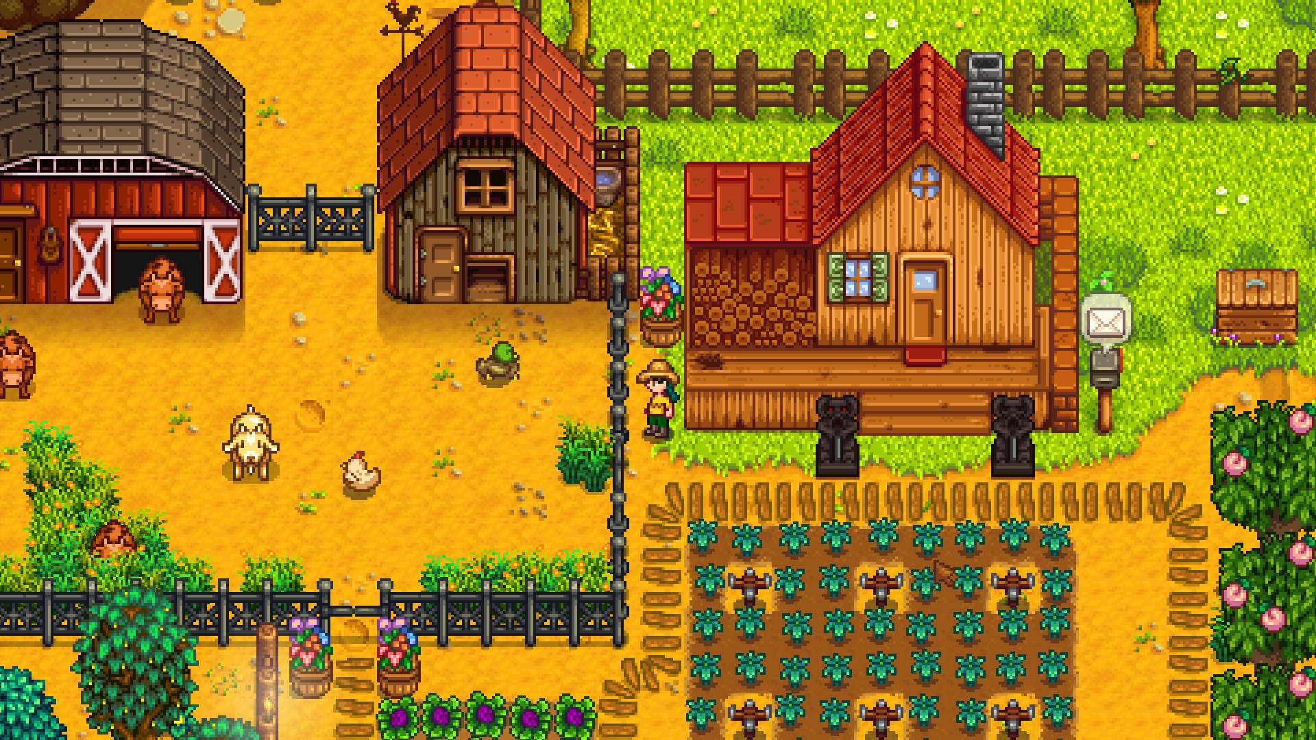 Stardew Valley creator moving to self-publishing, teases 'more announcements' screenshot