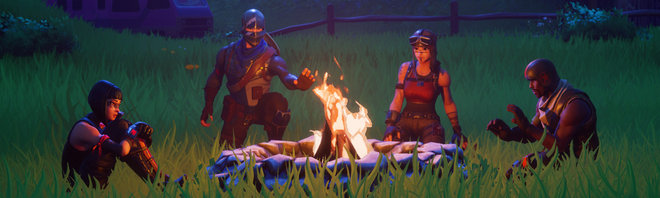 You'll be able to merge your Fortnite accounts next year screenshot