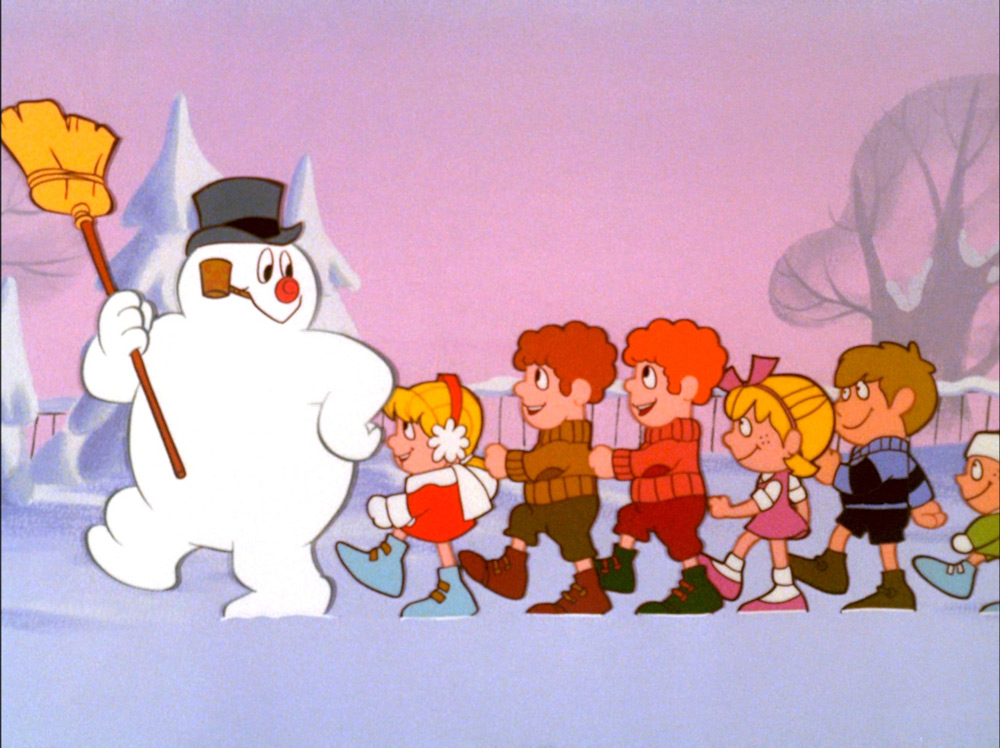 Contest: Win a Blu-ray copy of The Original Christmas Specials Collection: Deluxe Edition screenshot