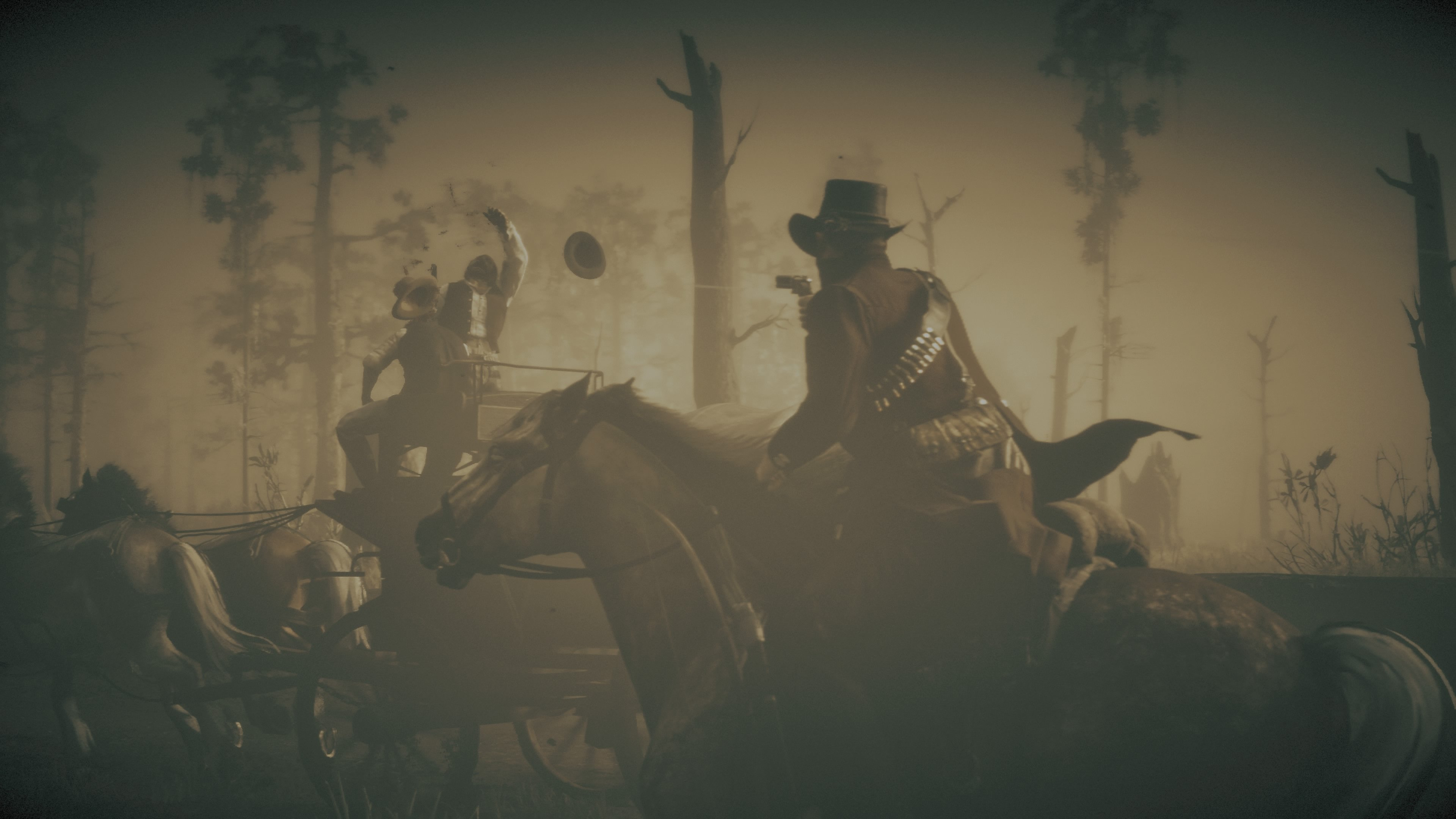 Red Dead Redemption 2's best moments come from restrictions screenshot