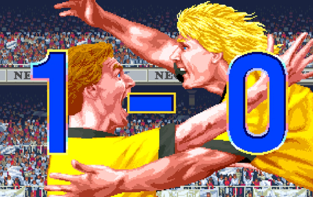 Blast some balls with the return of Neo Geo Cup '98: The Road to Victory  screenshot