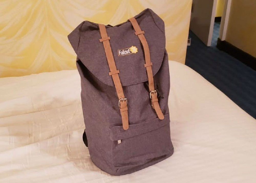 (Update) Bag-gate continues as canvas Fallout 76 bags find their way into influencers' hands screenshot