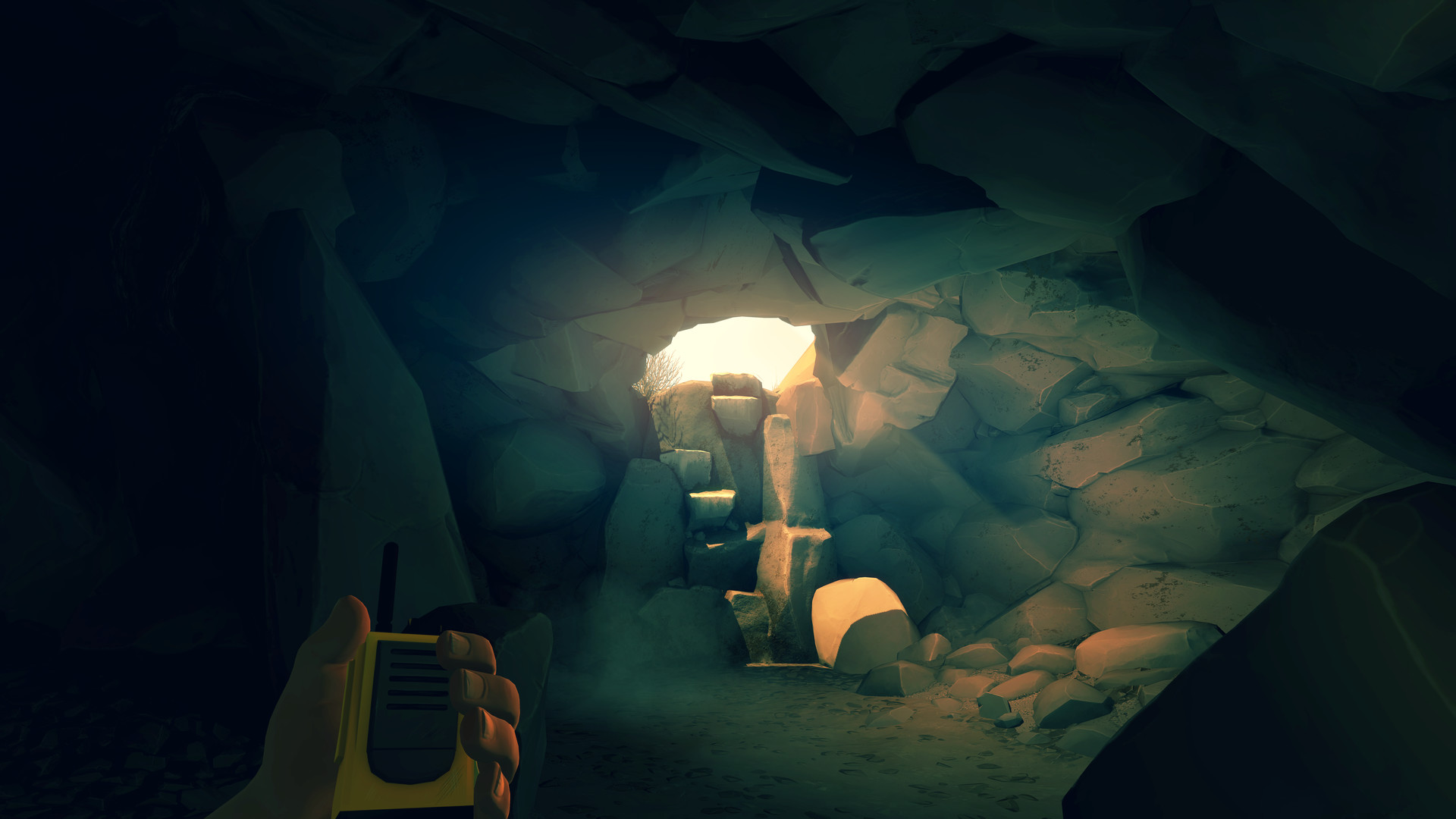 Nearly three years after launch, Firewatch is hitting Switch soon screenshot