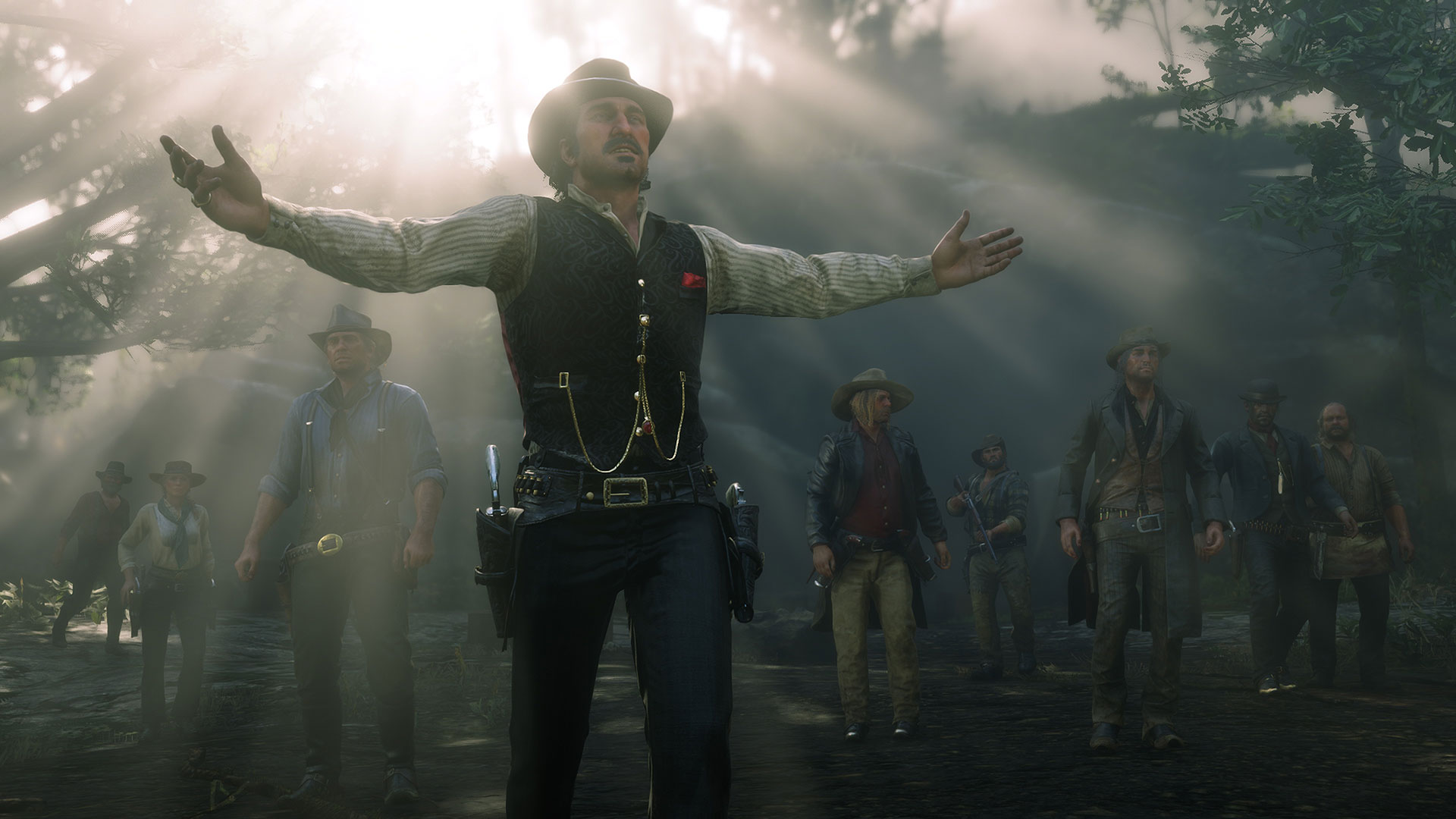 Red Dead Online is giving away a free upgraded horse to