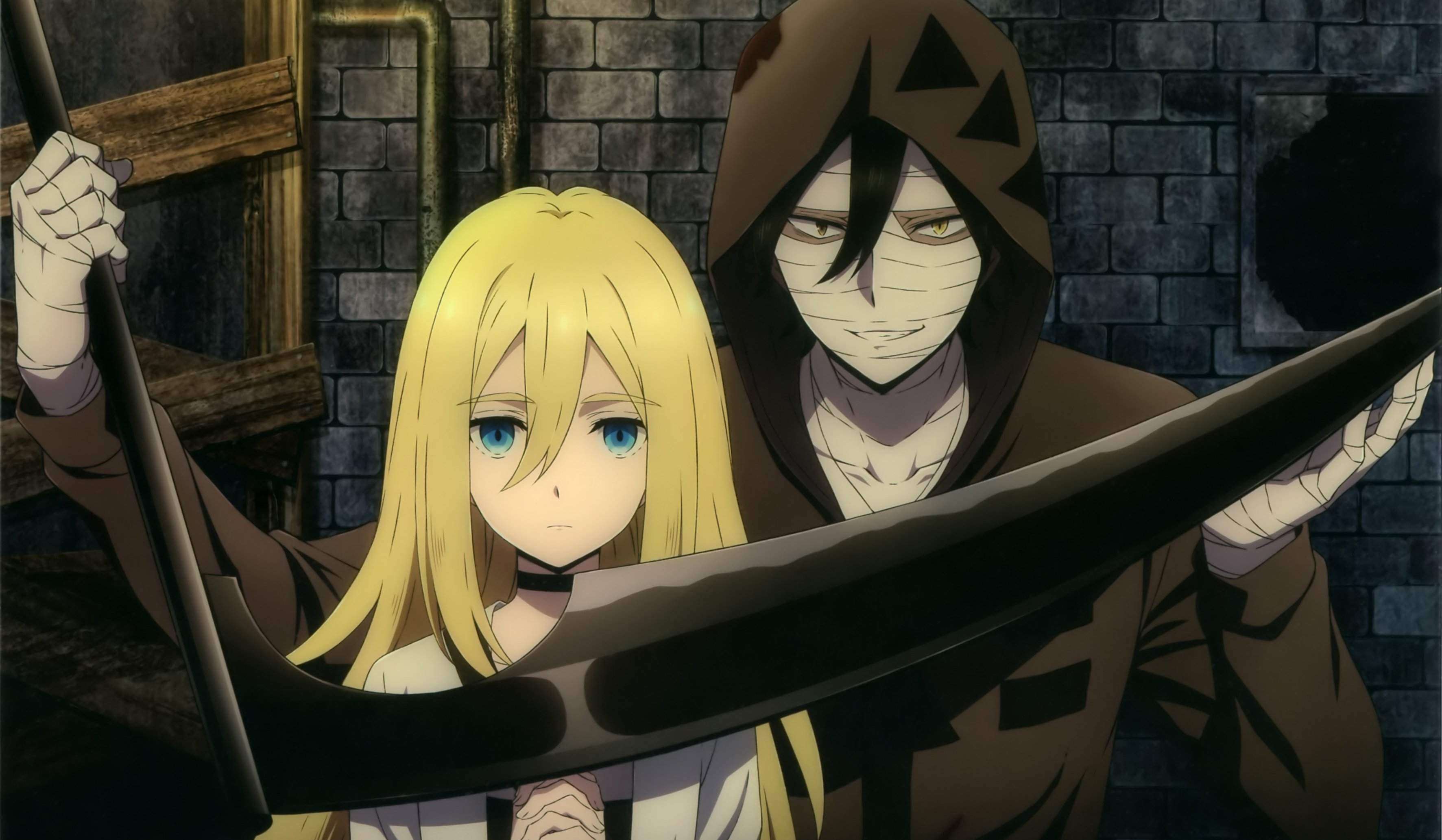 Angels of Death's game/anime bundle debuts on Steam with a huge sale screenshot