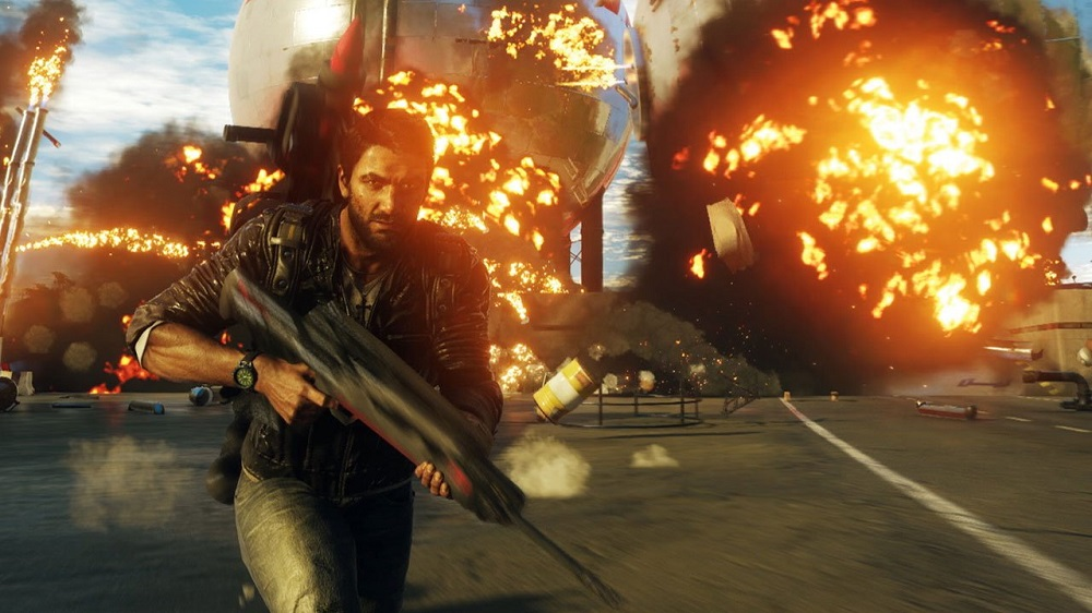 Just Cause 4 launch trailer is a catalogue of total carnage screenshot
