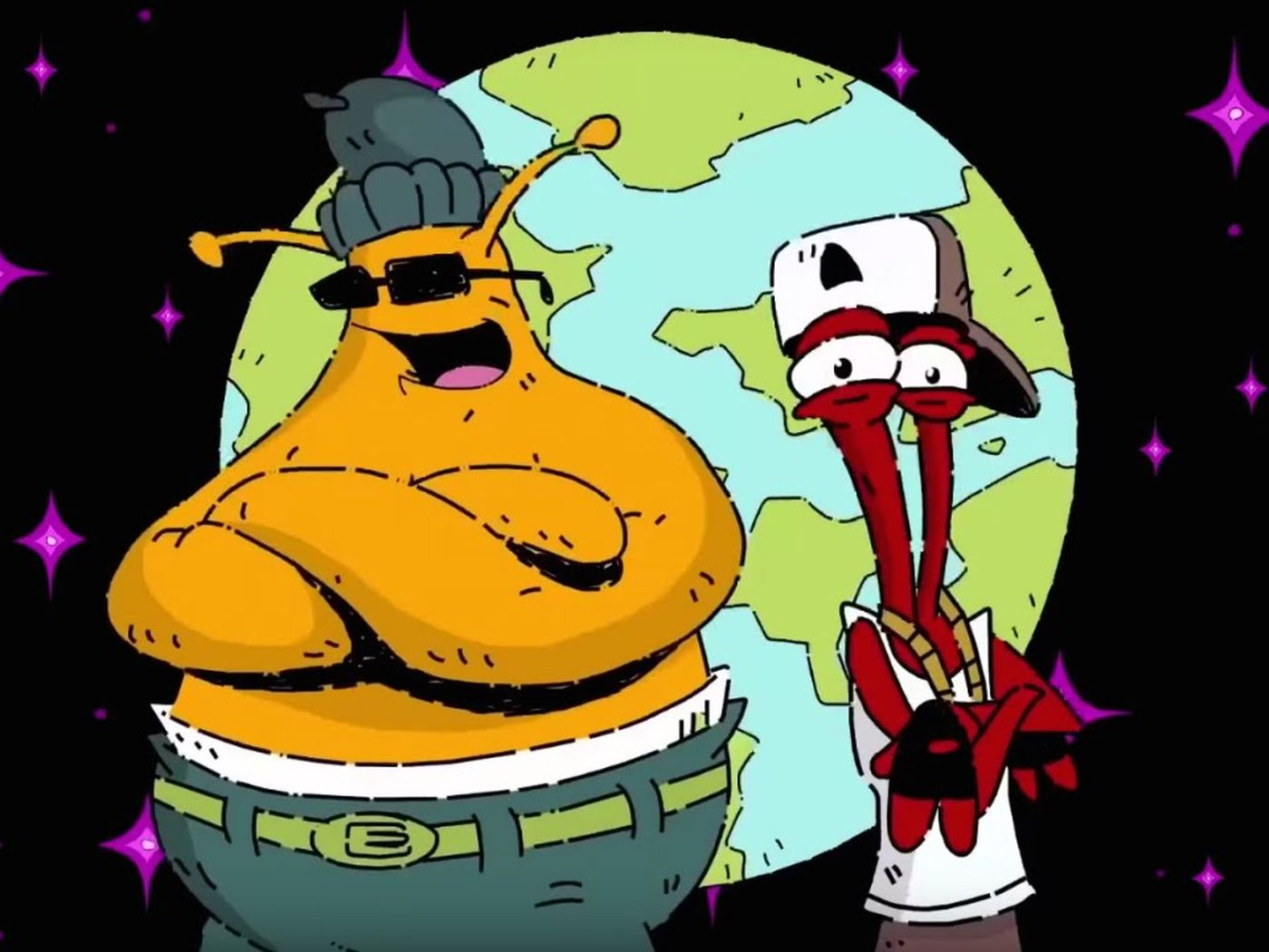 We'll hear more about that new ToeJam & Earl game in less than a week screenshot