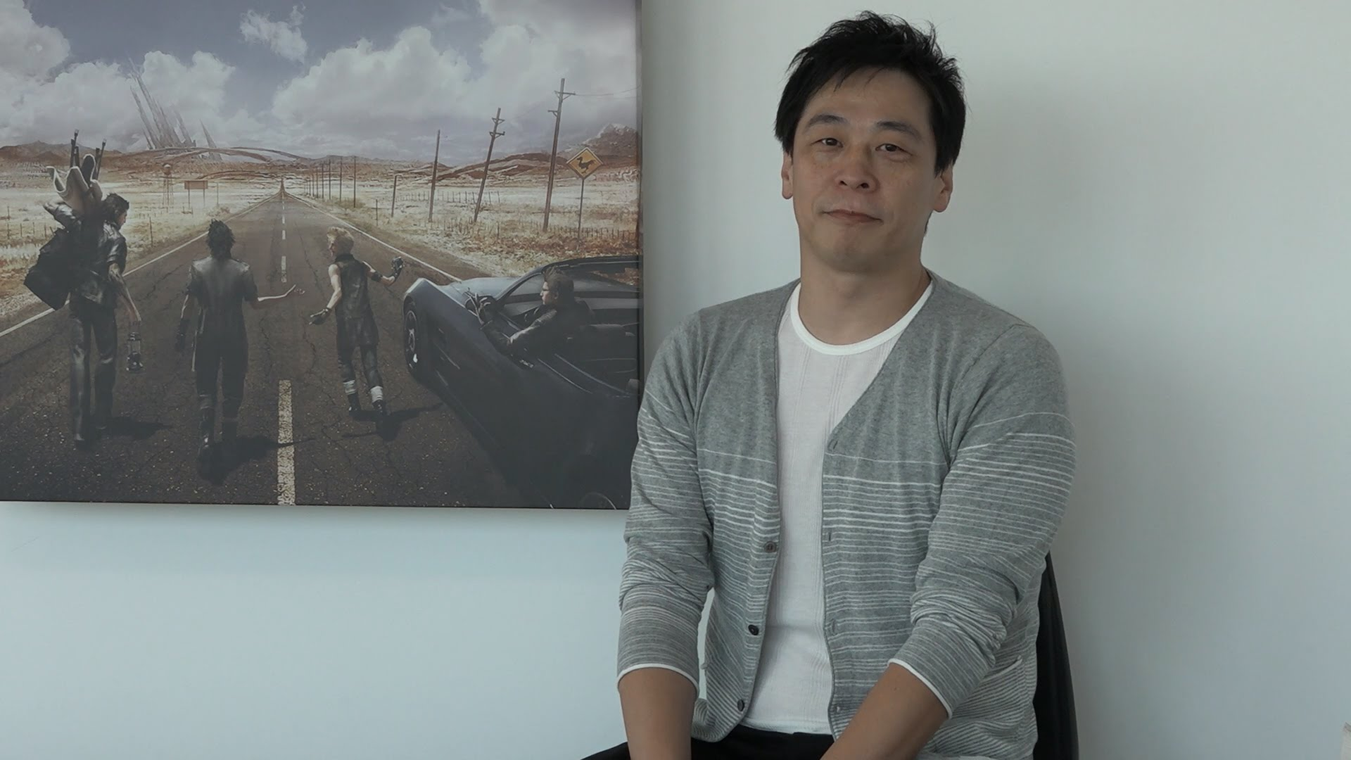 Famed Final Fantasy producer Hajime Tabata's new company, 'JP Games,' is set to launch in January screenshot