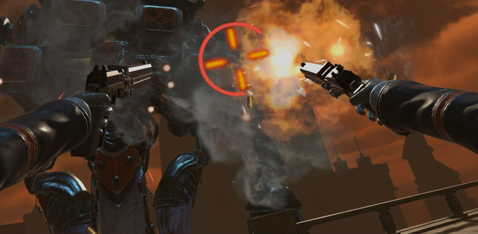 Gungrave VR review