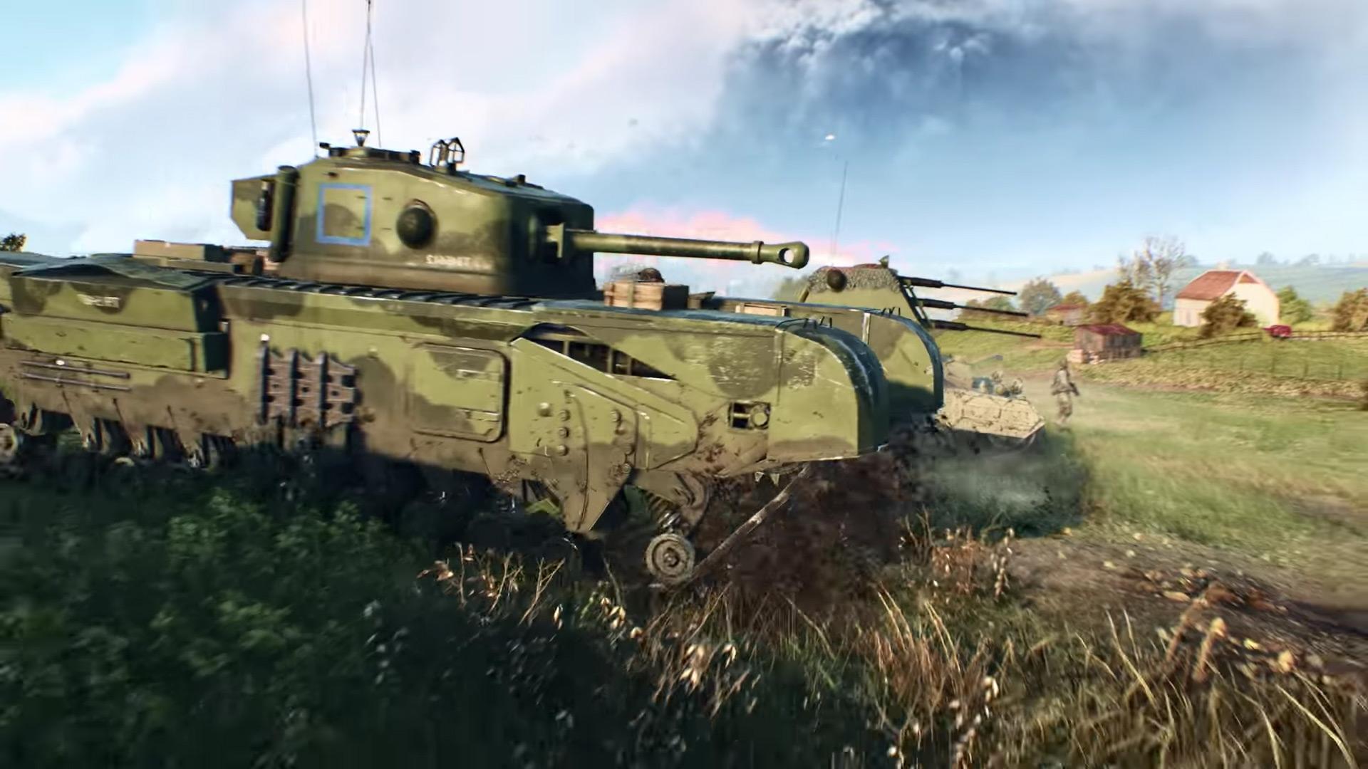 Battlefield V's free DLC schedule kicks off this week screenshot