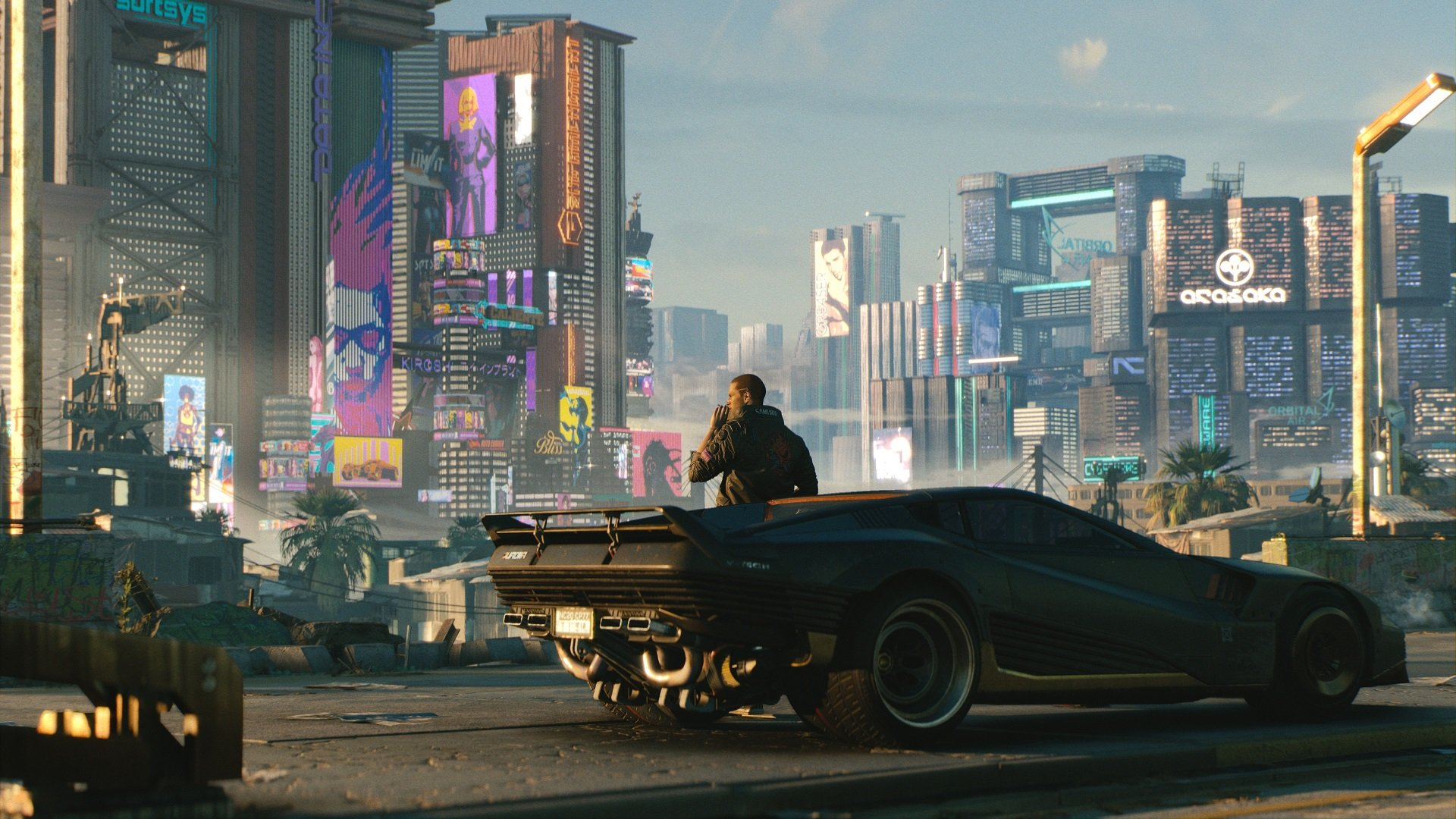 Don't expect Cyberpunk 2077 at this week's Game Awards screenshot