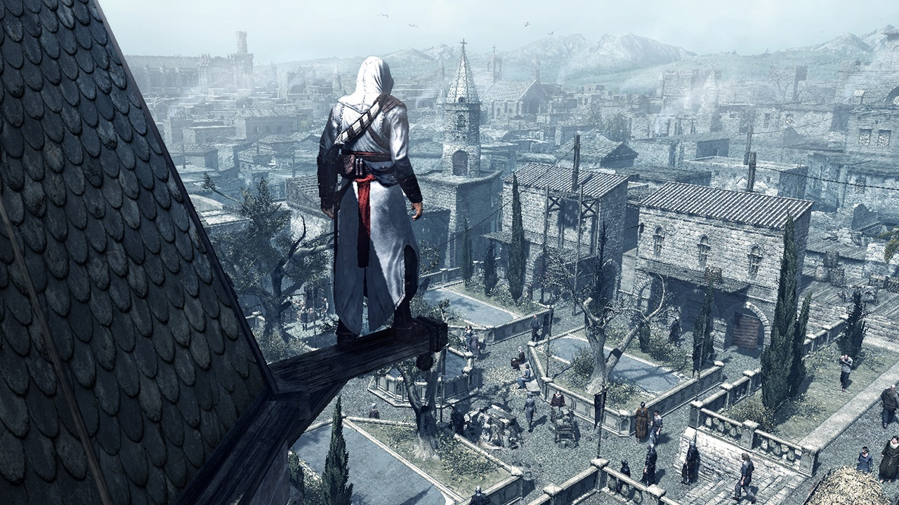 Some old Assassin's Creed games might be coming to Switch screenshot