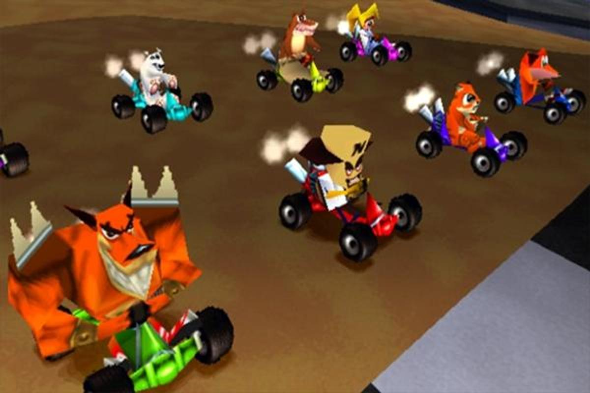 It seems like Crash Team Racing is next up for the remaster treatment screenshot