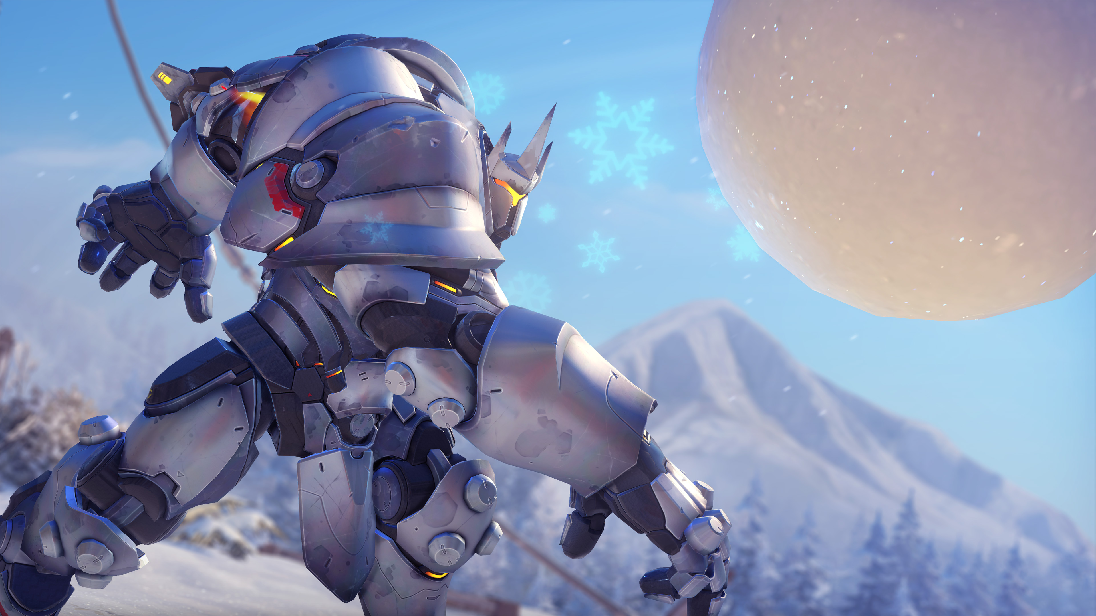 Save your coins! Overwatch's Winter Wonderland begins next week screenshot