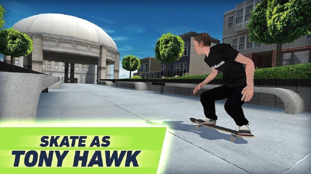 tony hawkes downhill jam
