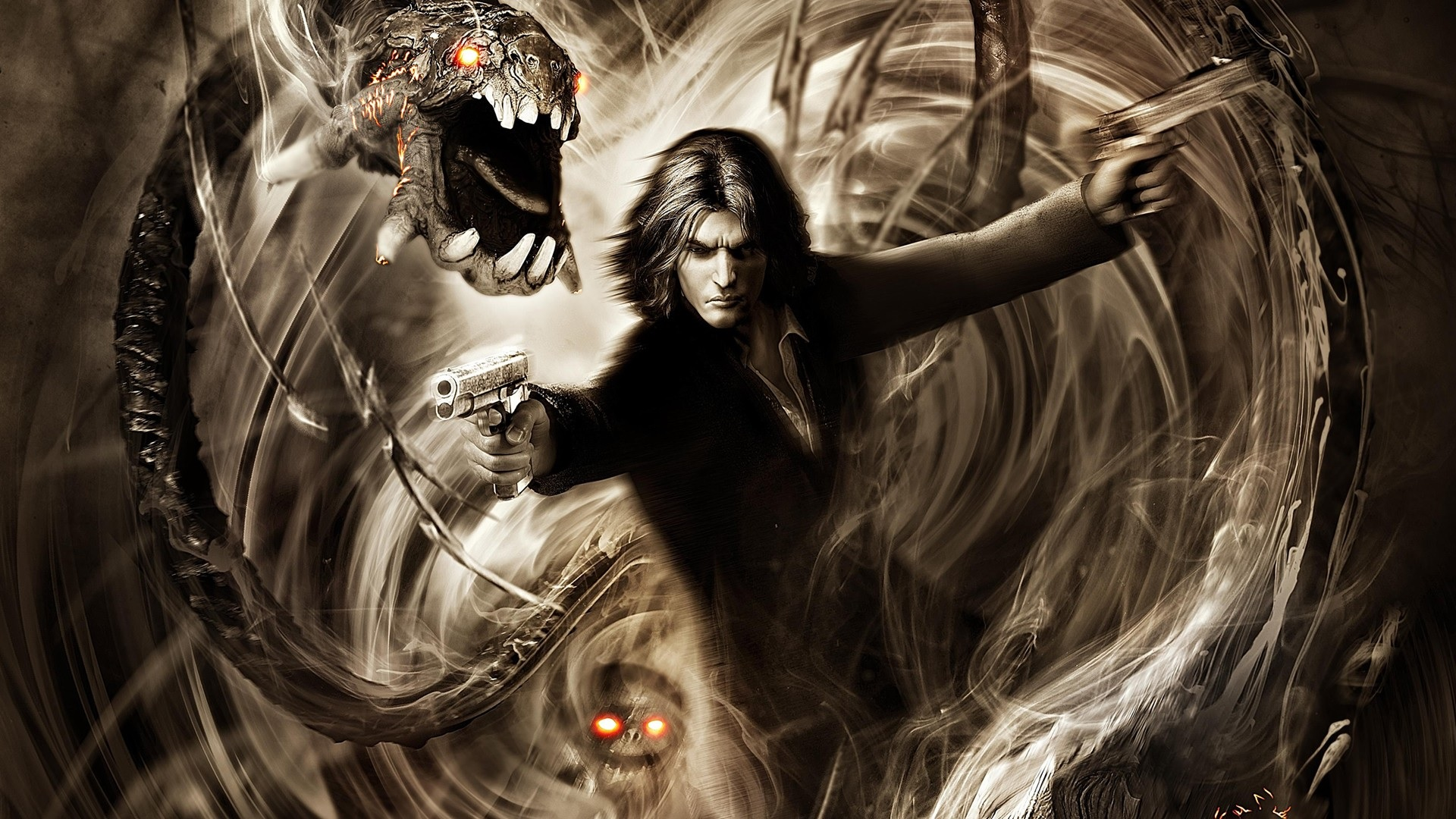 The Darkness joins Xbox One backward compatibility alongside two other shooters screenshot