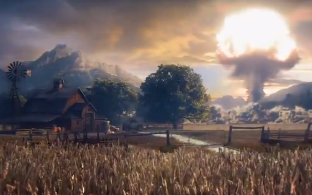 Ubisoft teases something Fallout-esque for Far Cry screenshot