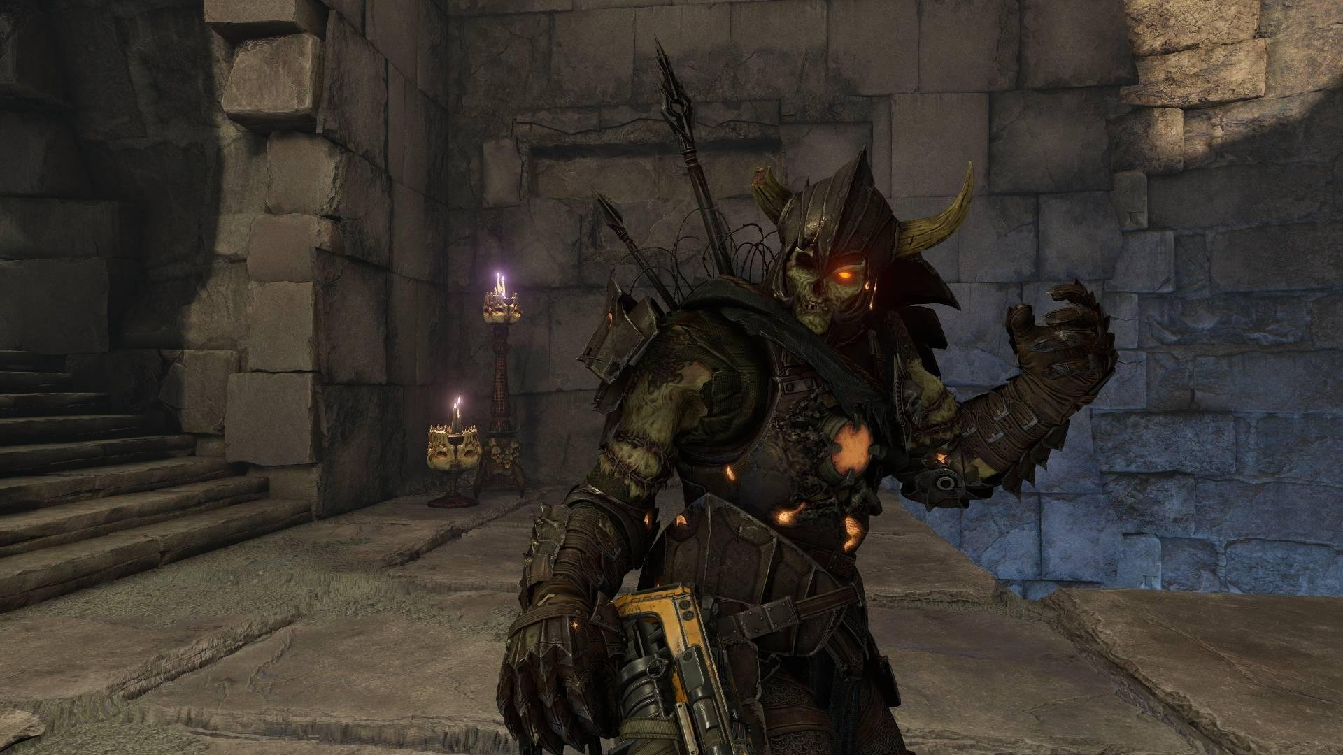 Quake Champions is finally getting a CTF mode screenshot
