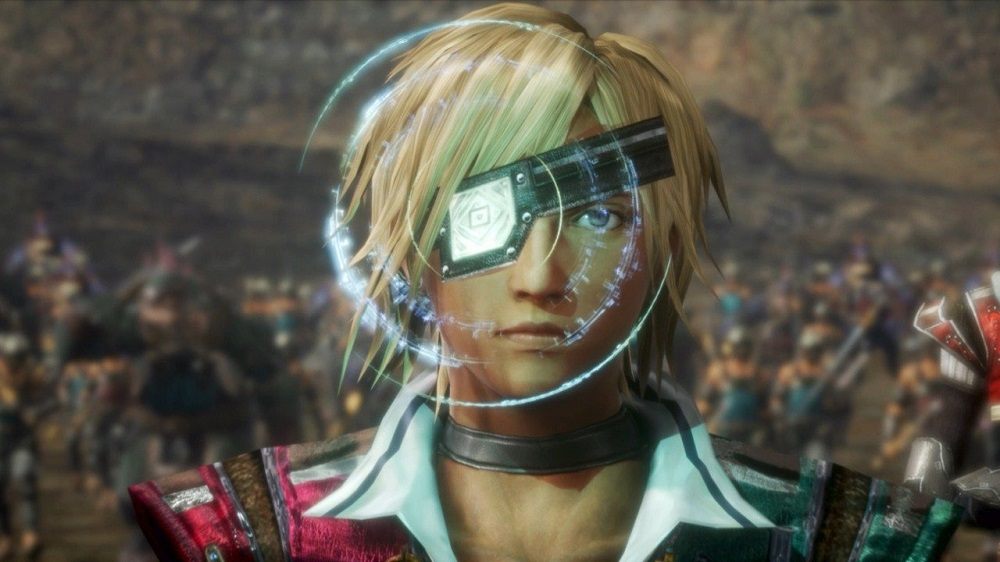 The Last Remnant Remastered shows off its blazing battles screenshot