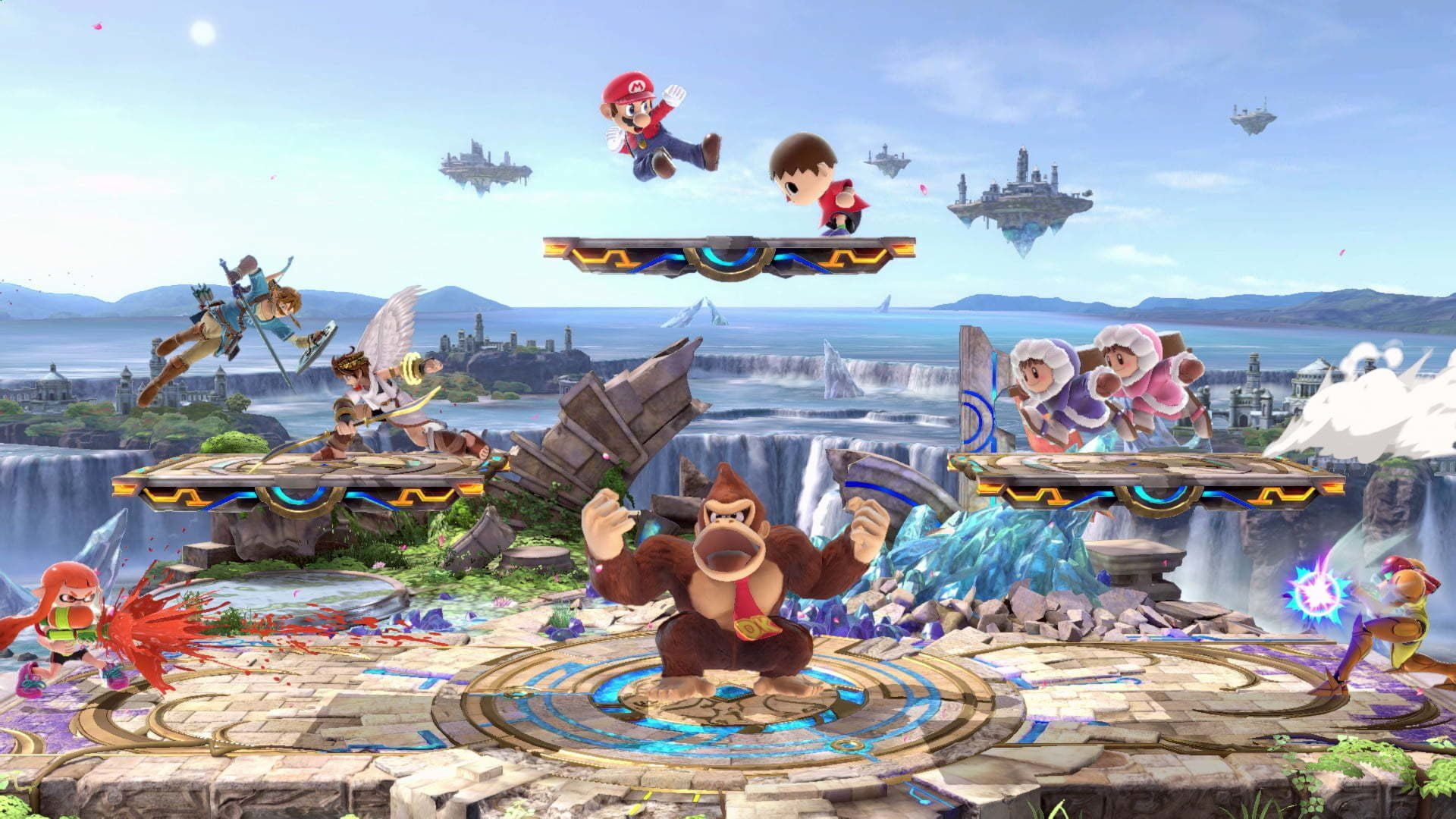 Here's how to quickly unlock all of Super Smash Bros