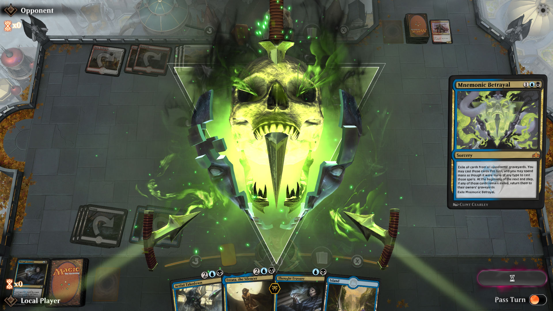 Wizards of the Coast gets serious with Magic Arena with massive eSports push screenshot