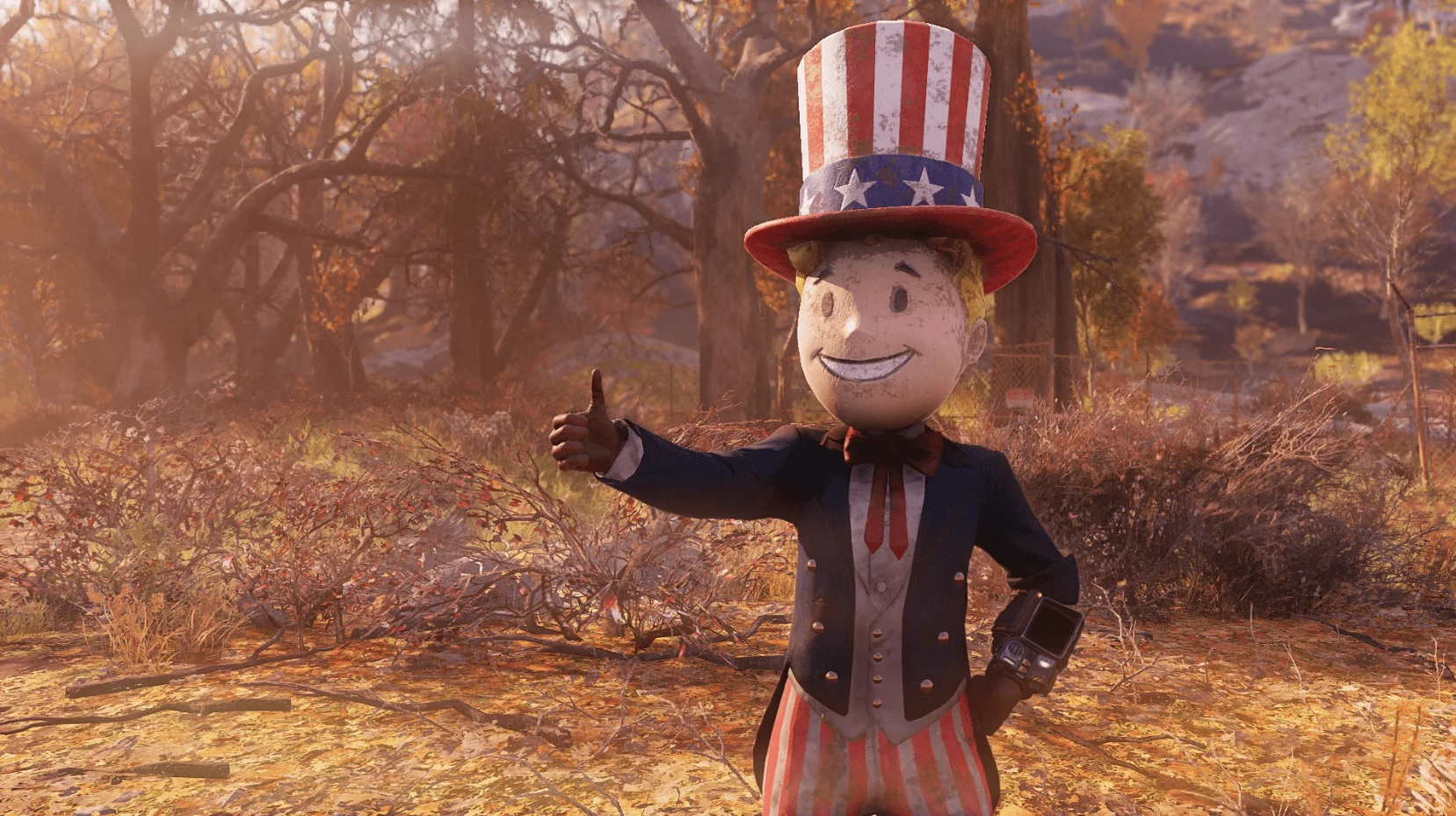 Here are the Fallout 76 changes Bethesda didn't tell us about screenshot