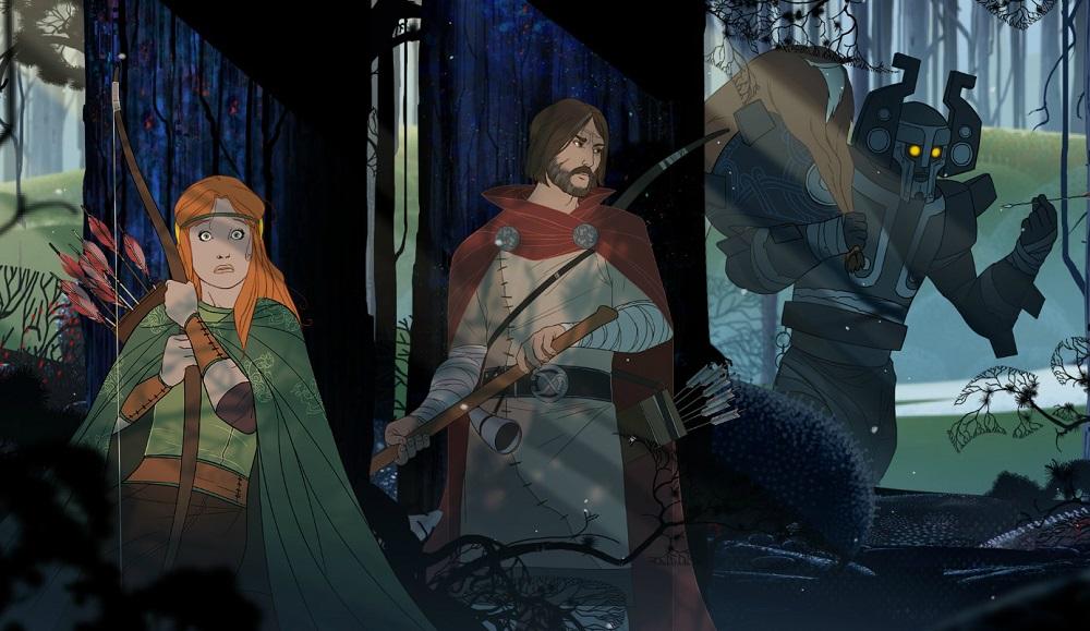 The Banner Saga will be receiving a new Eternal Arena mode next week screenshot