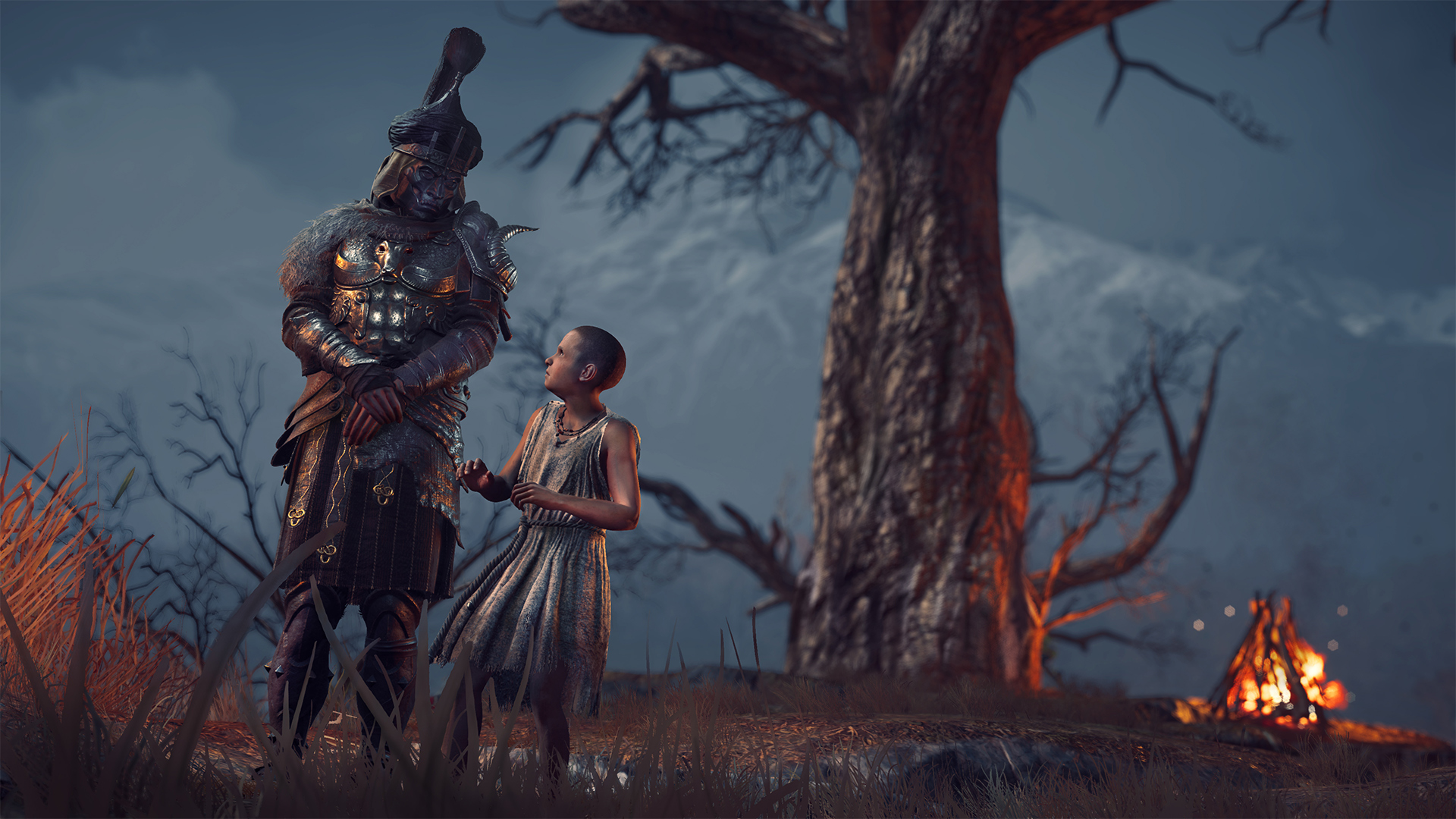 Review Assassin S Creed Odyssey Legacy Of The First Blade Hunted