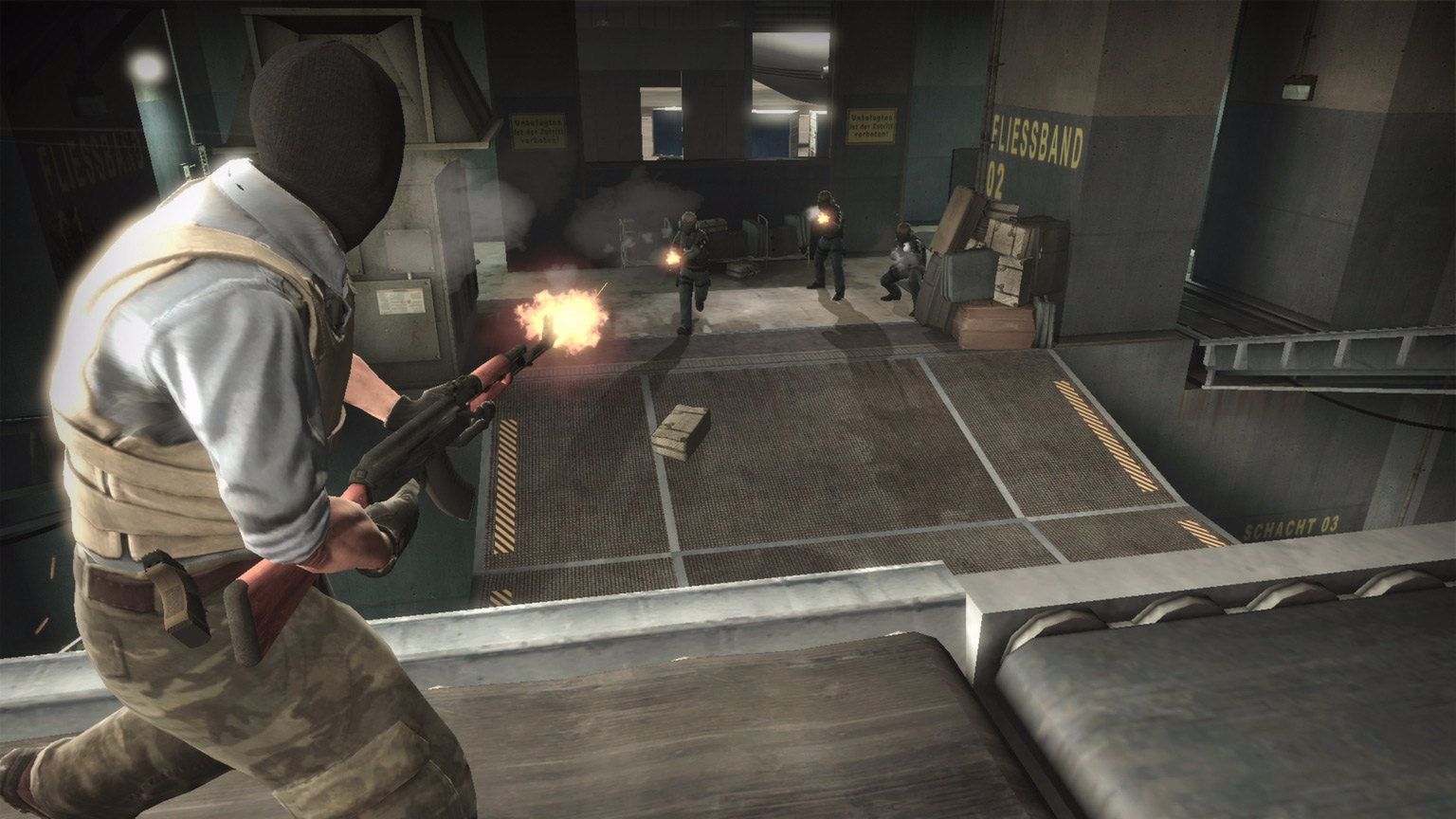 CS:GO is now free-to-play as Valve adds a battle royale mode screenshot