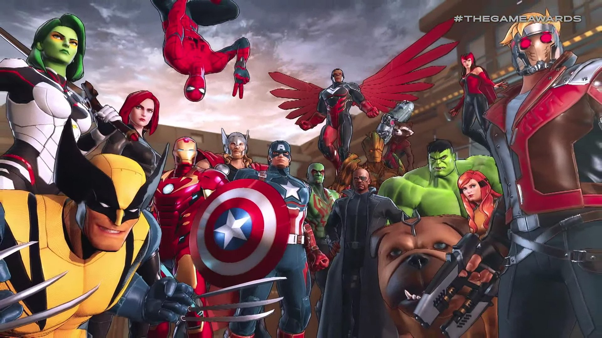 Marvel Ultimate Alliance 3 revealed, and it's only on Switch screenshot