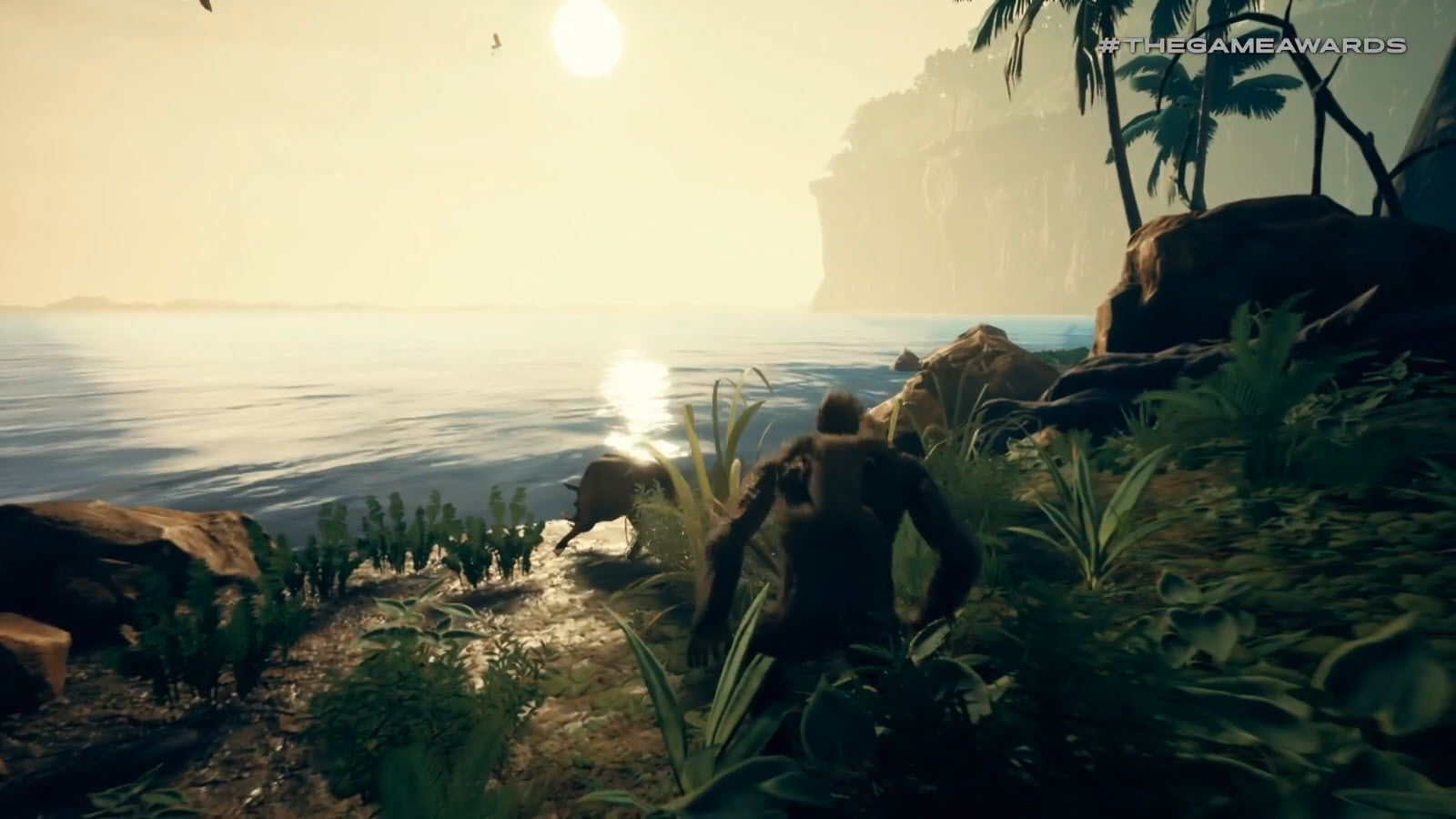 Ancestors: The Humankind Odyssey takes you on a ten million year journey screenshot