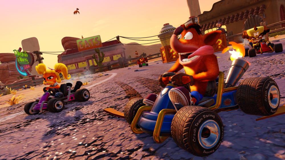Crash Team Racing remaster comes to modern consoles in June screenshot