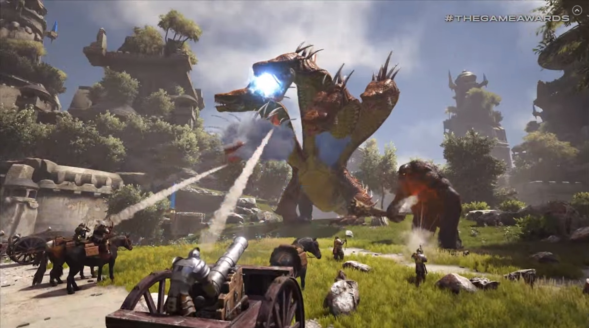 Atlas is a new gigantic survival MMO from the ARK: Survival Evolved team screenshot