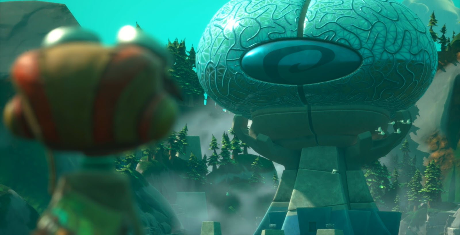 Check out this new trailer for Psychonauts 2 screenshot