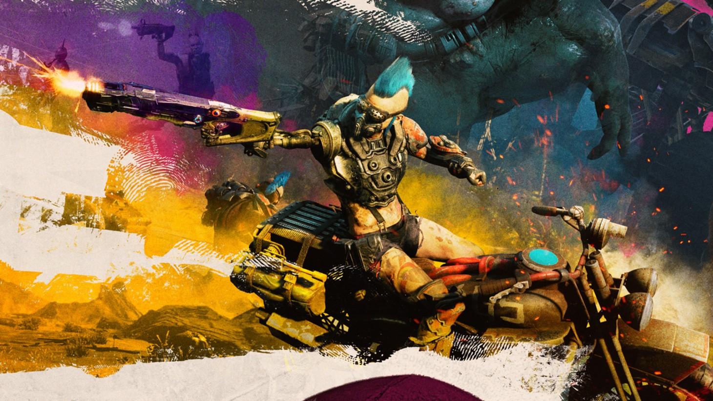Rage 2 launches on May 14, still looks like insane fun screenshot