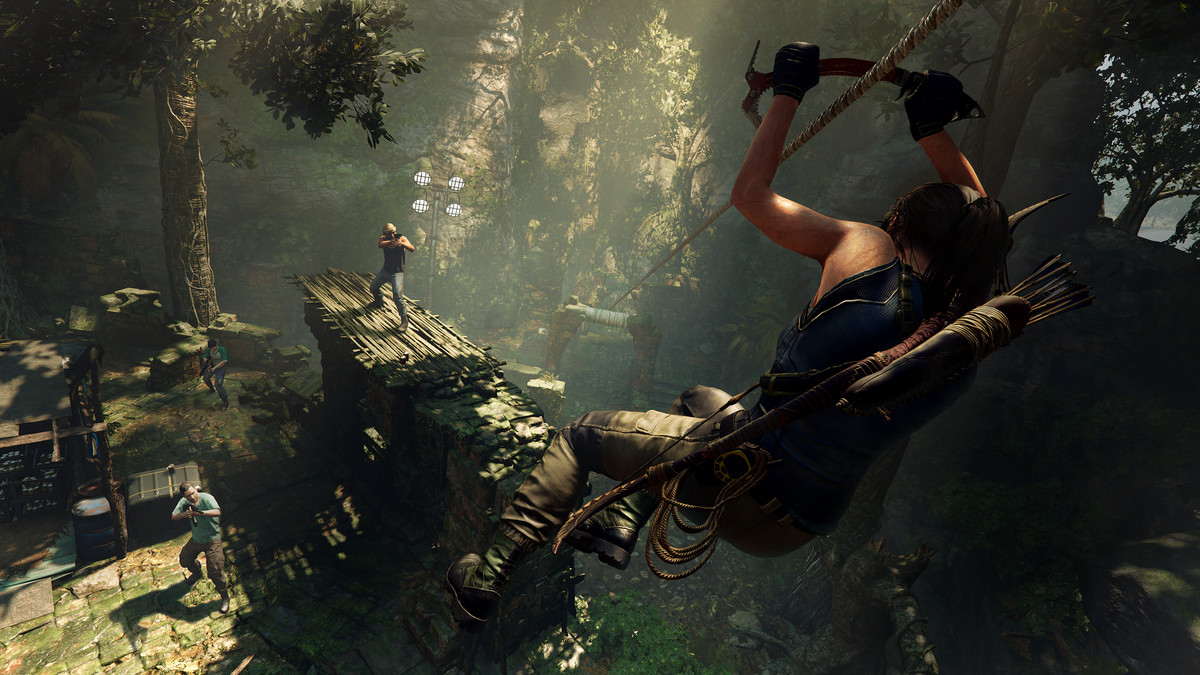 Shadow of the Tomb Raider just got a free trial on everything screenshot