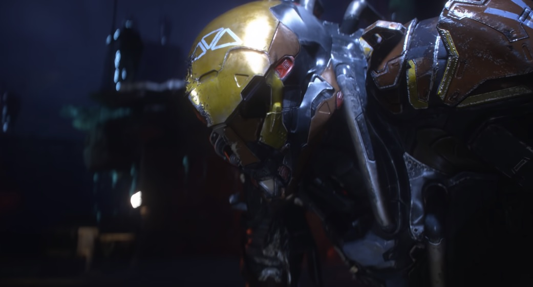 The Anthem closed alpha starts this week, BioWare pops off a new trailer to celebrate screenshot