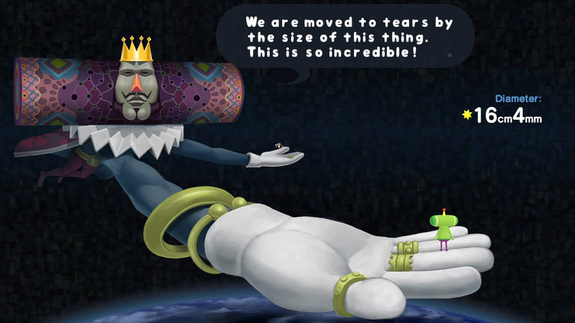 Katamari Damacy Switch review
