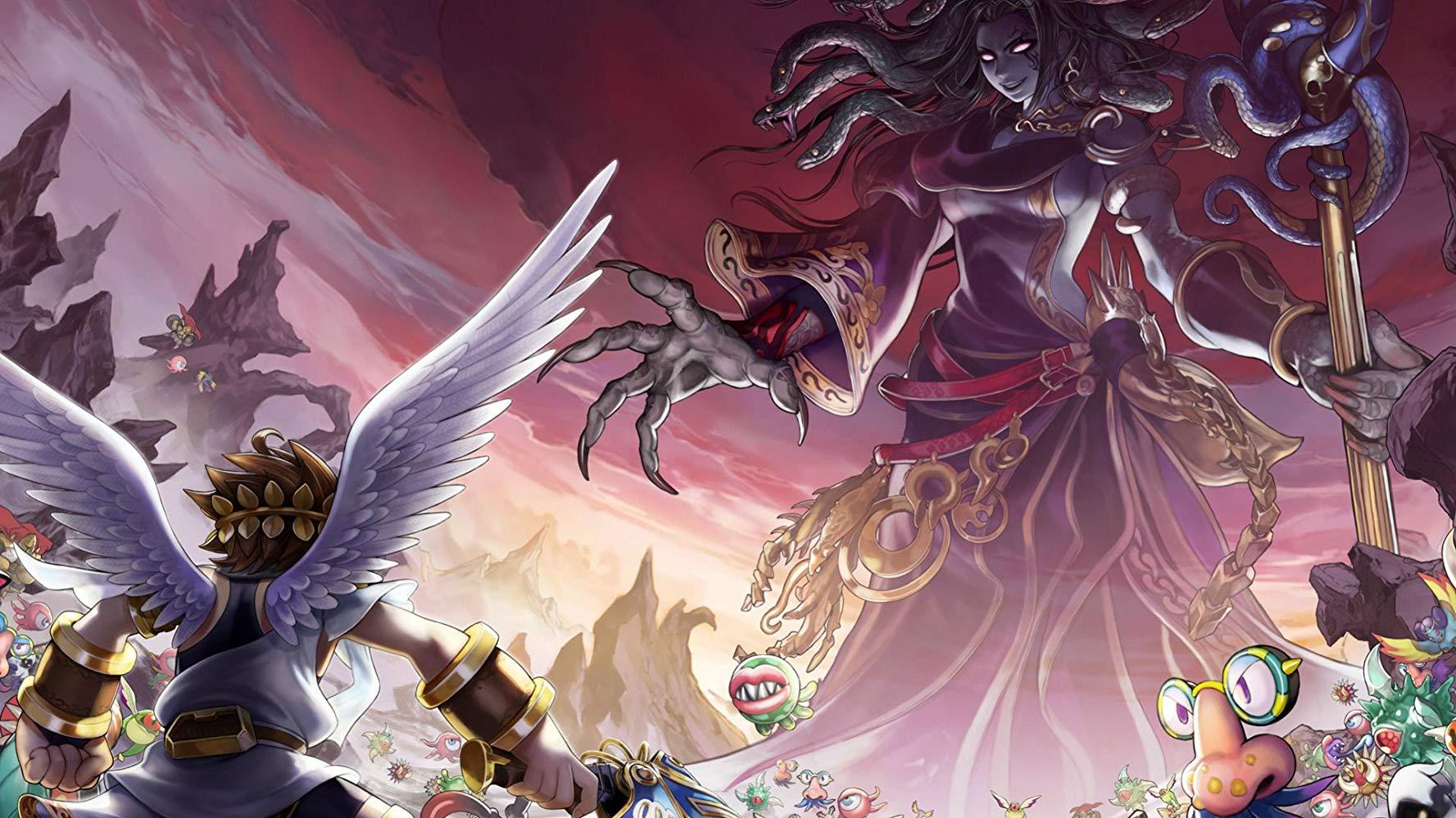 Sakurai says Kid Icarus: Uprising Switch port might not even