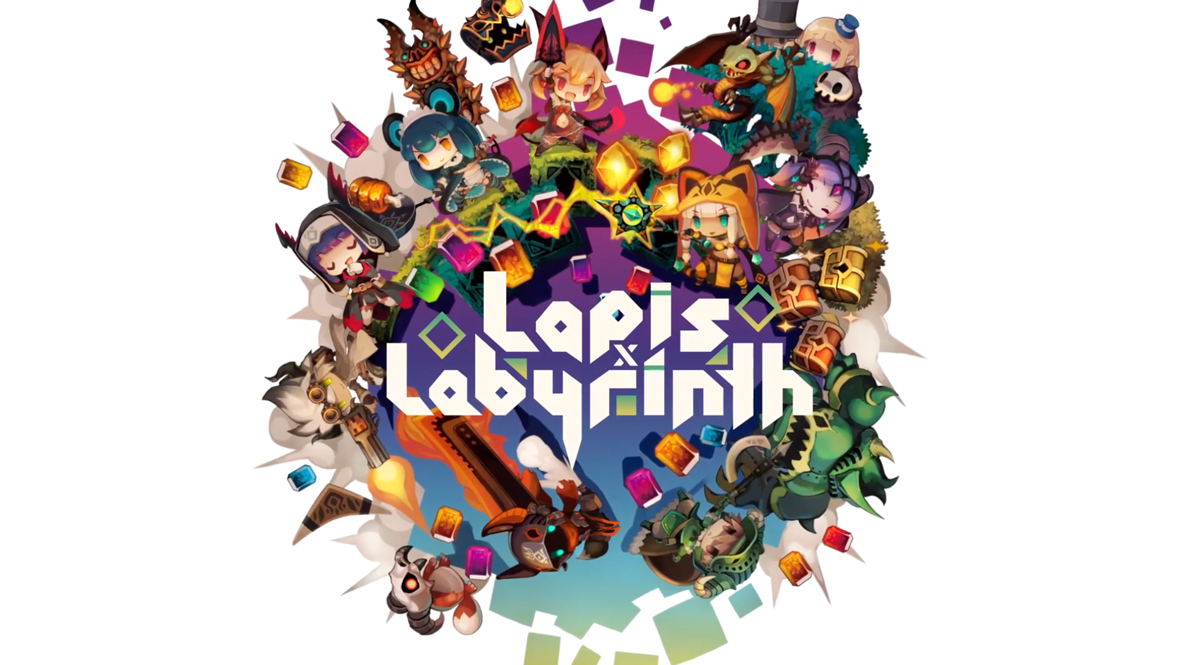 Lapis x Labyrinth looks like a dazzling dungeon crawler screenshot