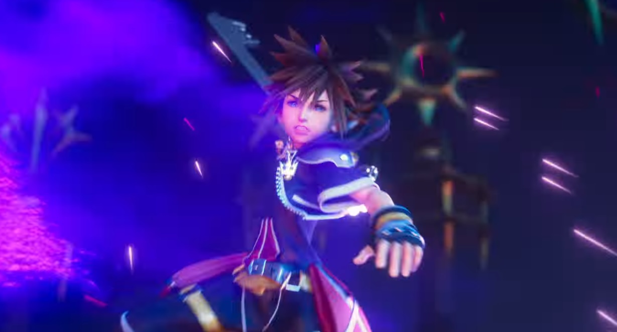 I still can't believe Kingdom Hearts III is nearly here, this new intro proves it though screenshot